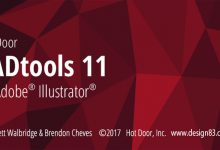 Photo of Hot Door CADtools 11.2.4支持 Illustrator CS6~CC 2019