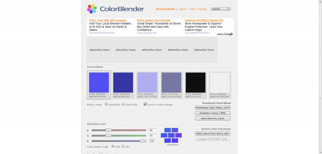 colorblender 1024x491 Top 22 Helpful Color Tools for Designers