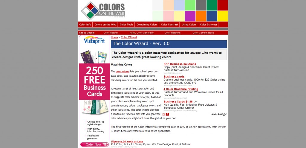 colorsontheweb 1024x496 Top 22 Helpful Color Tools for Designers